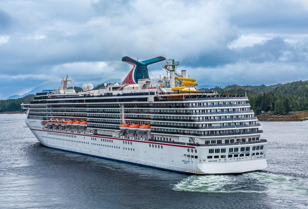 carnival cruise in Ketchikan alaska