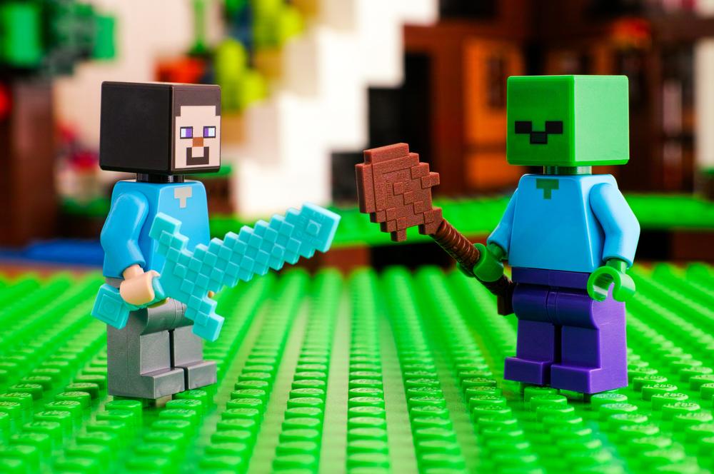 minecraft toys