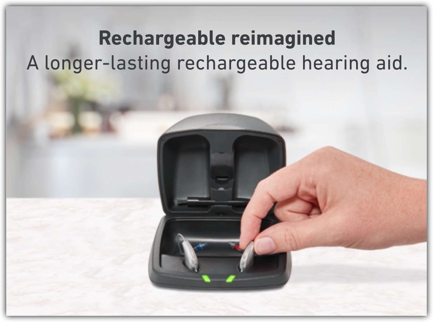 starkey charging dock for hearing aids