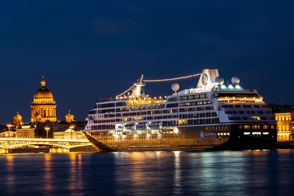 Azamara luxury cruise