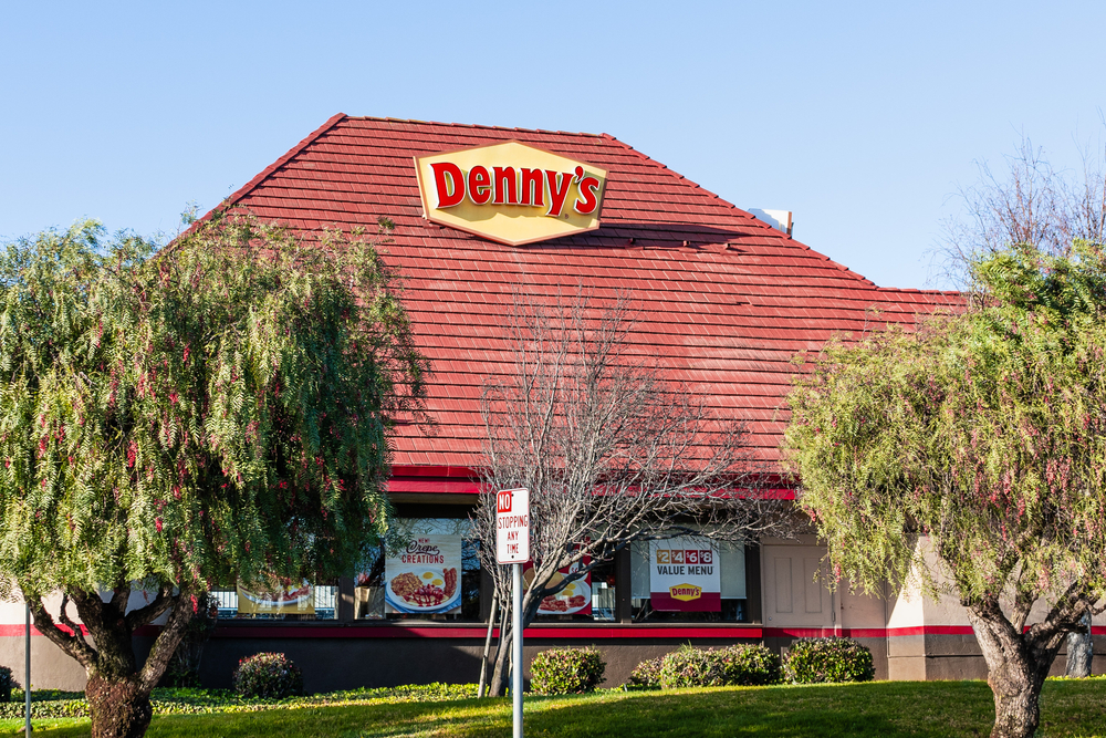 Denny's discount for seniors
