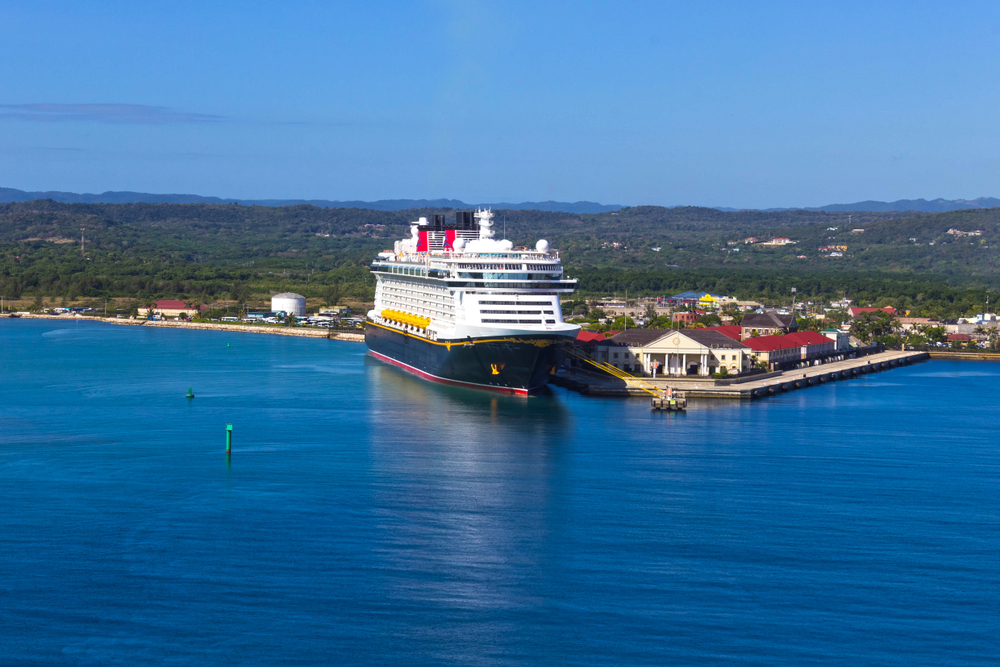 Disney Fantasy cruise is accessible to disabled passengers