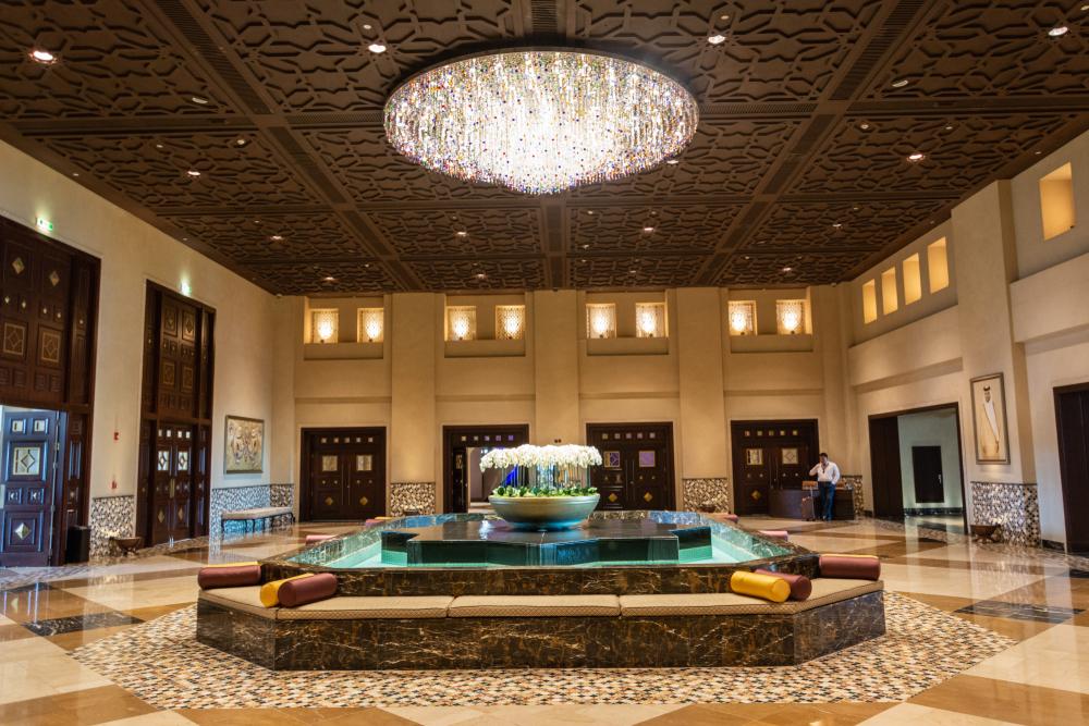Hyatt hotel in Dubai