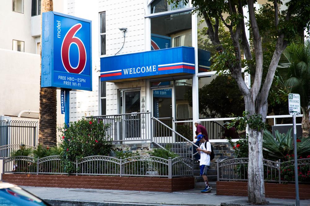 Motel 6 in San Francisco CA