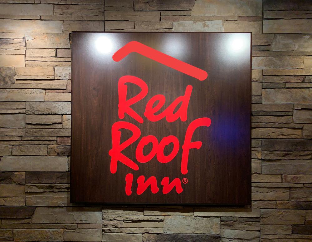 Red Roof Inn New York City Entrance Desk