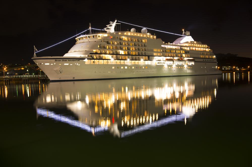 Regent Seven Seas luxury cruise