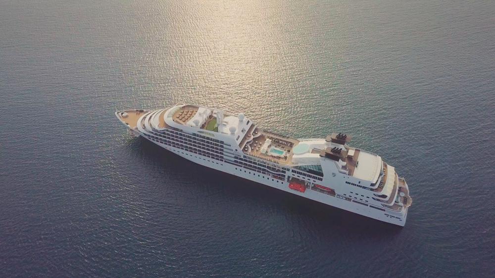 Seabourn luxury cruise