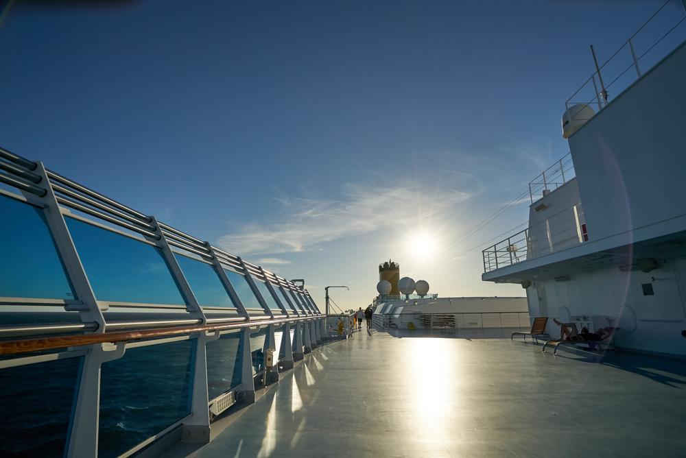 Viking Ocean luxury cruise