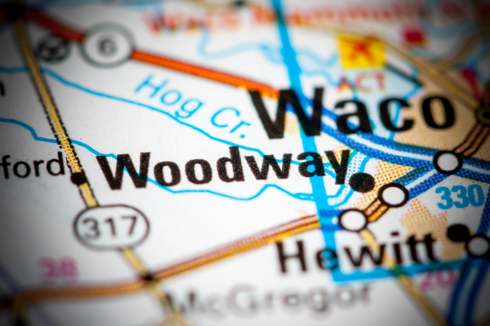 Woodway texas for retirement