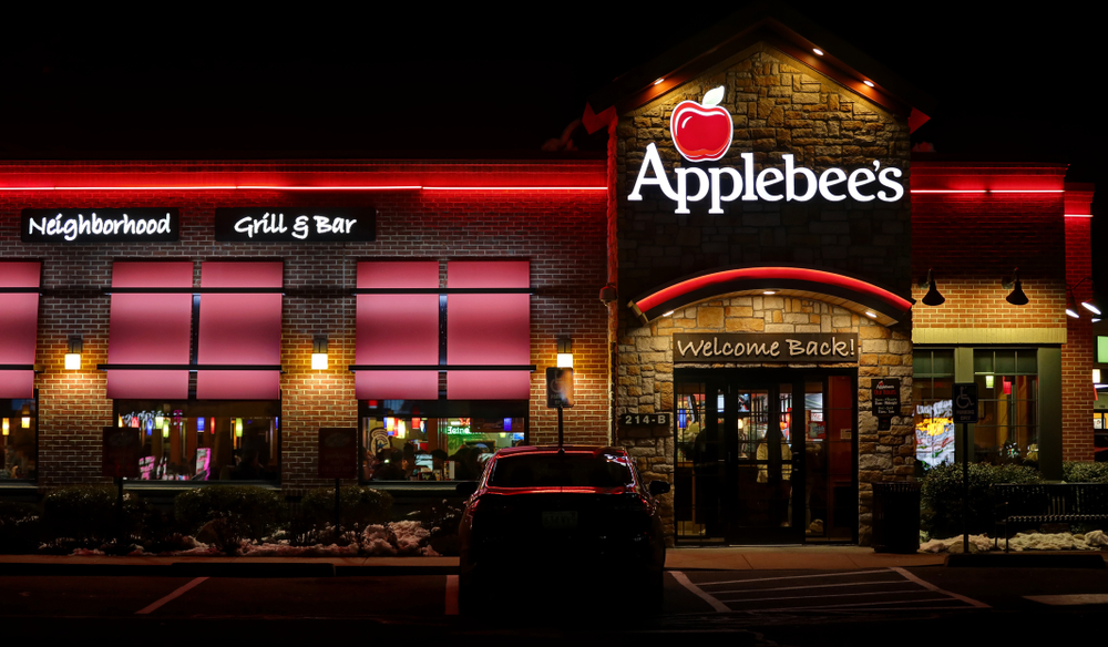 applebee's discount for seniors