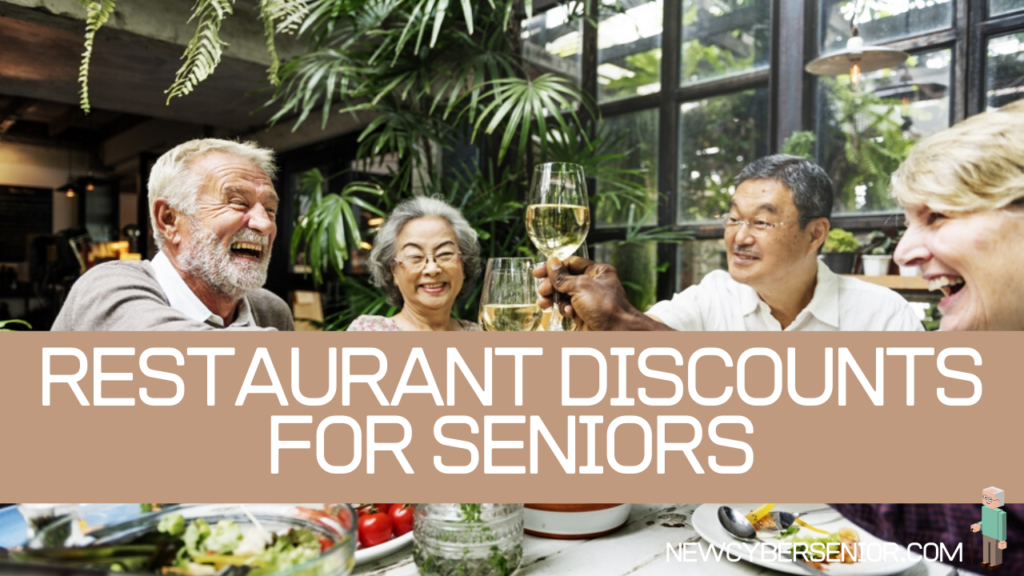 restaurant discounts seniors