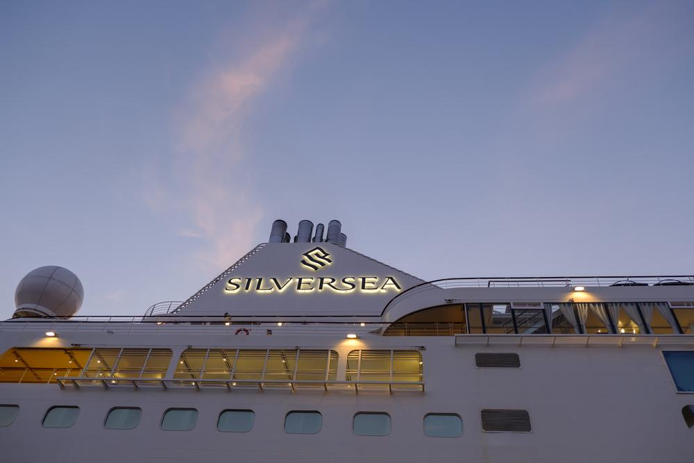 silver sea luxury cruise