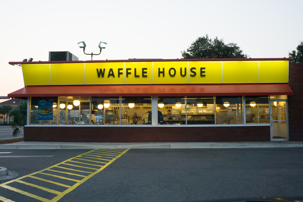 waffle house discount for seniors