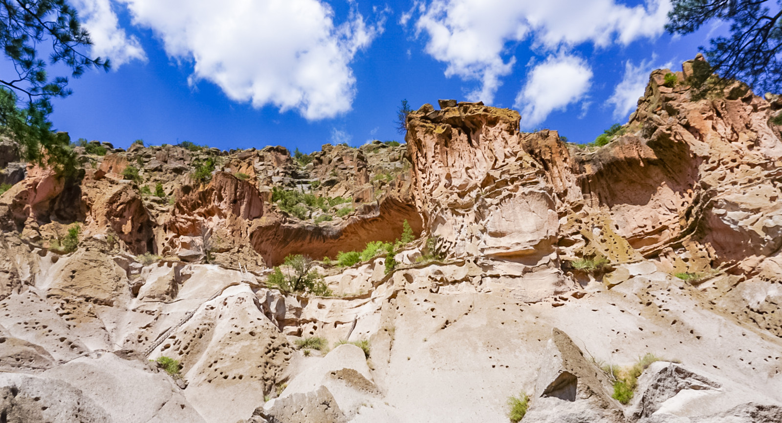 The Canyons at Bandelier National Monument Park