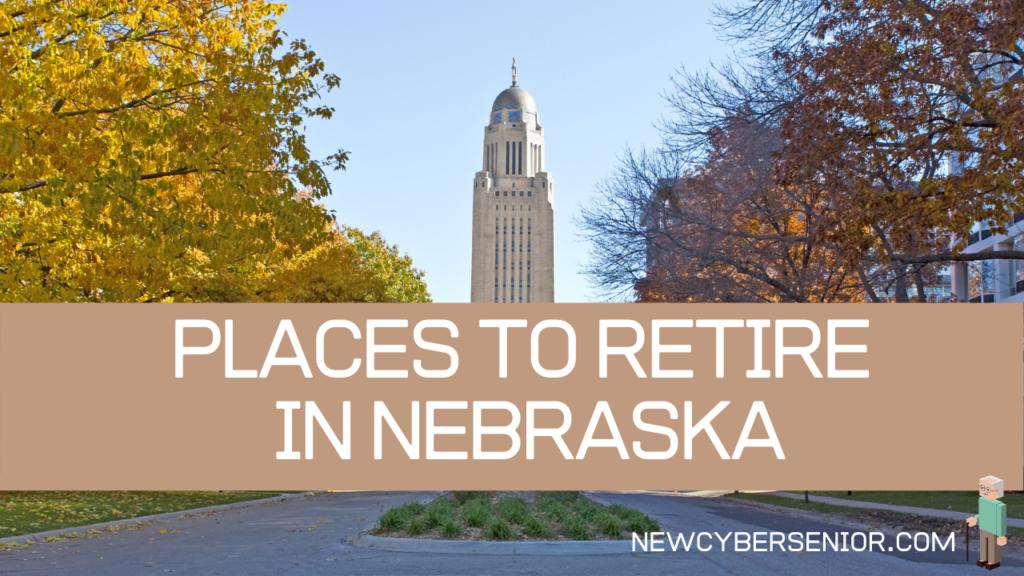 An image of the capital in Nebraska