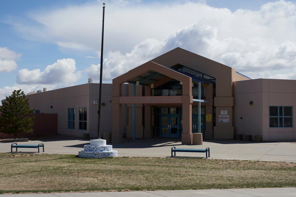 Rio Rancho Middle School Rio Rancho New Mexico
