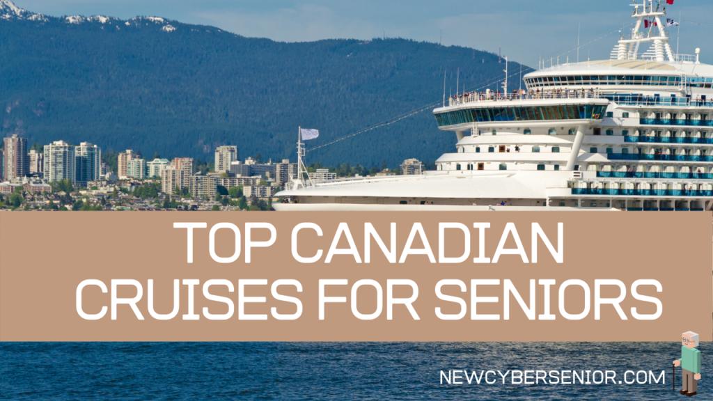 A cruise ship entering the harbor of Vancouver, Canada
