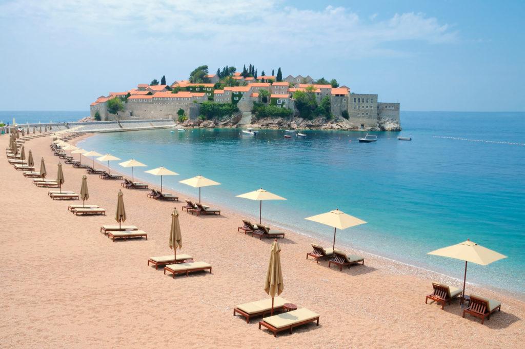 An island in the Mediterranean Sea