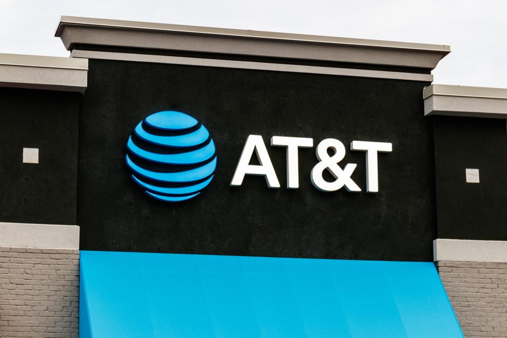 AT&T Storefront logo