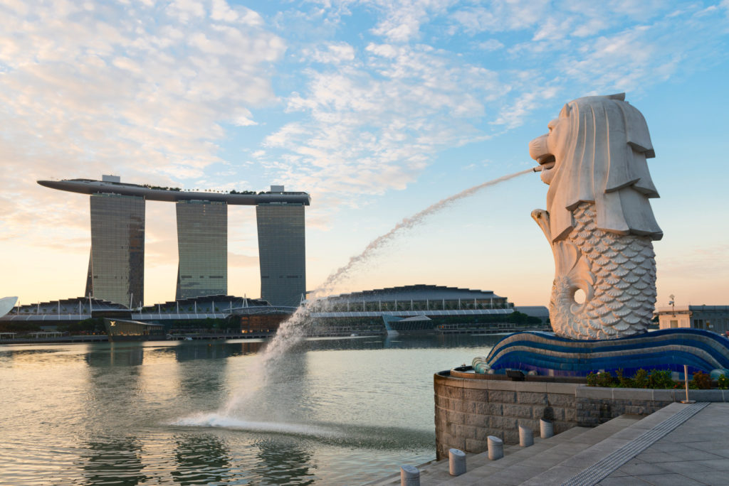 A look at Singapore.