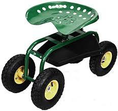 KARMAS PRODUCT Rolling Garden Tool Cart
