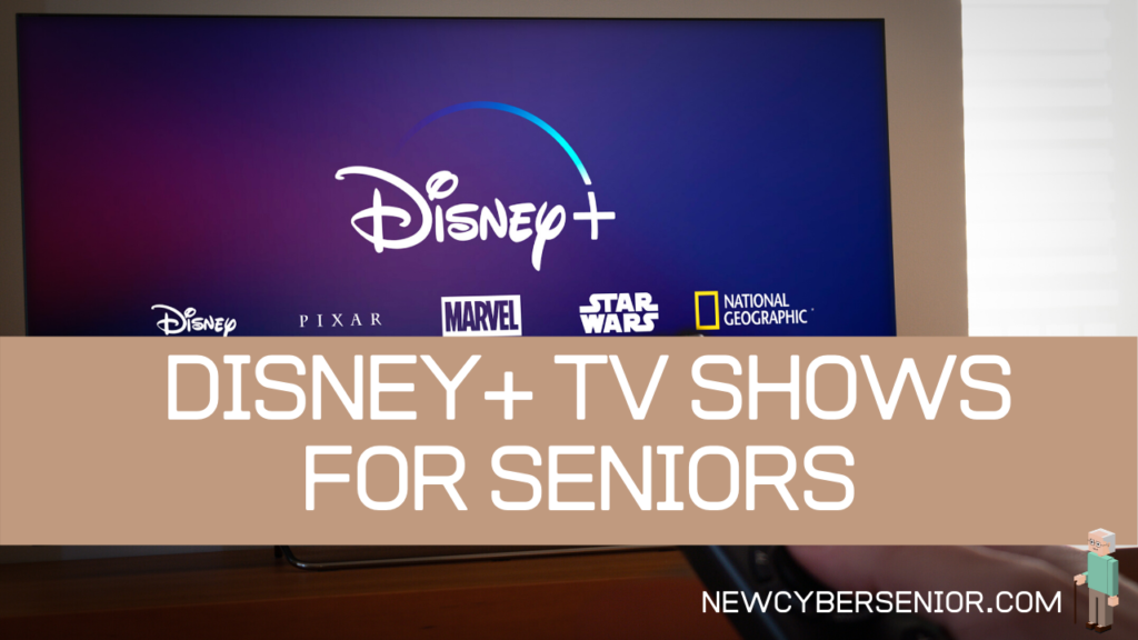 A TV showing the login screen for Disney+