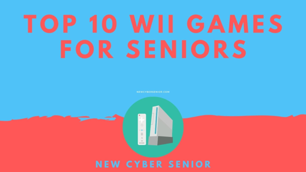 Wii Games for Seniors Featured Image