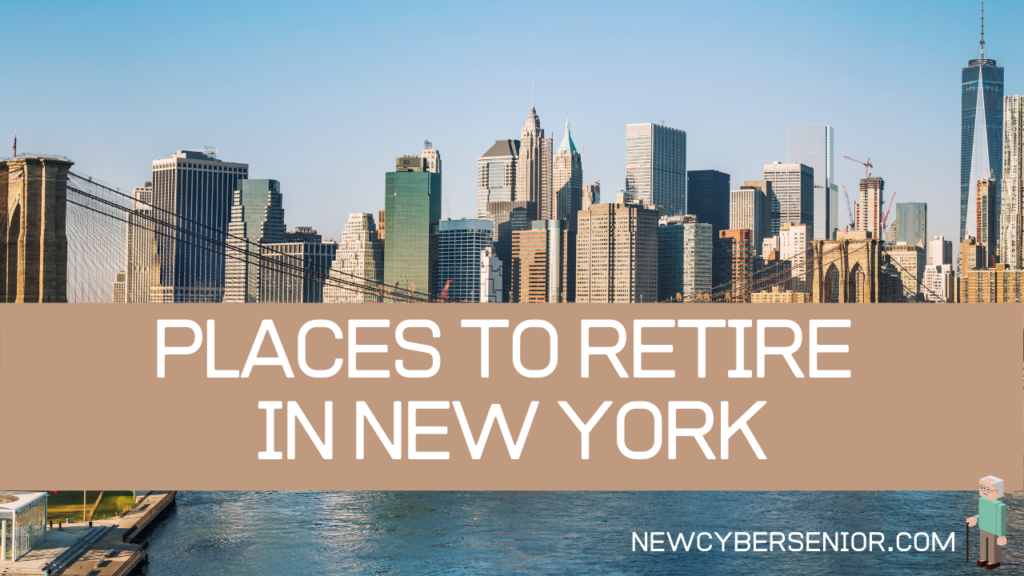 One of many places to retire in New York - New York City